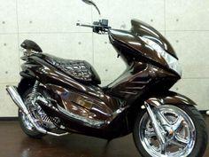 HONDA PCX | ― | BROWN M | 10,164km | details | Japanese used Motorcycles - GooBike Exchange Scooter Motorcycle, Bike, Honda Pcx, Yamaha Sr400, Used Motorcycles, Scooters, Japanese, Brown, Vehicles