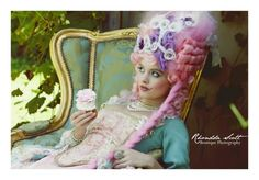 Victoria Valentino Art Wig