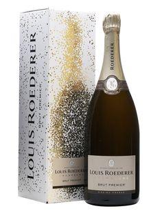 É o champagne que melhor traduz o sofisticado DNA da casa Louis Roederer, com impressionante consistência safra após safra. Cheio de personalidade, exibe textura sedutora, riqueza de sabores e uma finesse refrescante. É estruturado e incrivelmente persistente. Resultado do corte de vinhos de seis safras, entre eles os reservas envelhecidos em carvalho, o Brut Premier é elaborado com 40% de Pinot Noir, 40% de Chardonnay e 20% de Pinot Meunier. Sem dúvida, um grande clássico!Sobre o Champagne…