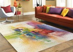 Teppich, Design Moderne , 200x300 Cm, Beige, Mehrfarbig, Schurwolle ! |  Http://stores.ebay.de/woolcarpets/ | Pinterest | Beige And EBay