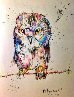 Cute Animal Drawings | custom colored pencil animal drawing by pirateface on Etsy