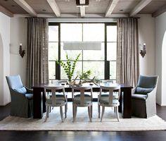 Dining Room Furniture Ideas. Dining Room Color Palette #DiningRoomFurniture #DiningRoom #ColorPalette  Ryan Street & Associates