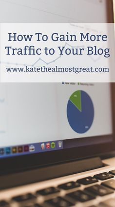 How To Promote Your Blog Posts   Kate the (Almost) Great
