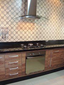 A casa da Mi: A cozinha completa! My Dream Home, Home Kitchens, Minimalist, Kitchen Appliances, Itu, New Kitchen, Kitchen Organization, Kitchen Small, Kitchen Things