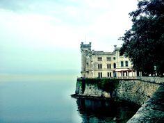 schloss miramare, triest Trieste