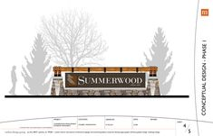 Architectural Signage, Sign Monuments and Display Design by Dale McLam ( Freelance ) at Coroflot.com