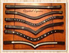 Crystal Equine Browbands