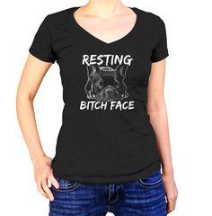 Resting bitch face lol!