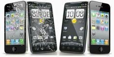 Smartphonereparatie  Is uw smartphone op de grond gevallen? Is het scherm beschadigd of werkt het scherm niet meer?  Macmakenheeft alle onderdelen in huis voor uw Smartphone reparatie. Tevens levertMacmakenook LCD schermen en glazen.