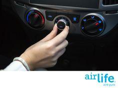 La calidad del aire en tu automóvil es importante. LAS MEJORES SOLUCIONES EN PURIFICACIÓN DEL AIRE. Una forma de darle mantenimiento al sistema de climatización de tu automóvil, es encenderlo por lo menos una vez al mes, ya que de esta forma evitas que se resequen los conductos y que en su interior se desarrollen bacterias y moho. Recuerda que con Airlife Service, tendrás aire de calidad en tu automóvil.  #airlife