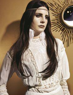 Lana pic from Madame Figaro Magazine