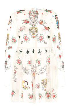 Fiammetta Mini Dress by VIVETTA for Preorder on Moda Operandi