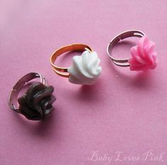 Whipped Cream Ring at http://www.babylovespink.com/