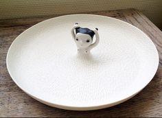 Céramiques de Nathalie choux et Lili Scratchy