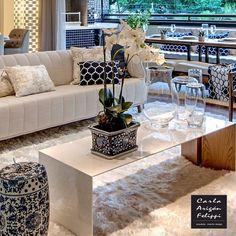 Apartamento Vila Rica | projeto @carlafelippi_arquiteta #detalhes❤️