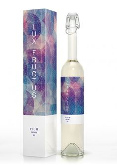 Lux Fructus Wine Packaging / Circum Punkt Design | AA13 – blog – Inspiration – Design – Architecture – Photographie – Art