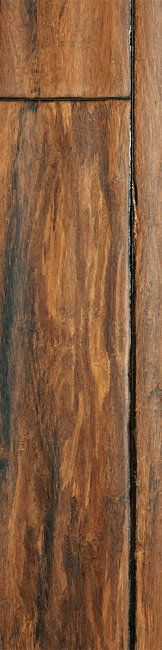 "BambooOption 2... Lumber Liquidatros.  Morning Star - 9/16"" x 5-1/8"" Handscraped Strand Antique Bamboo:Lumber Liquidators"