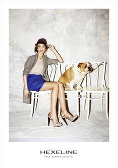 HEXELINE | Campaign | Fall Winter 2012