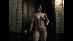 Resident Evil HD Remaster Nude Mod Jill Valentine