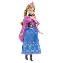 BARGAIN Disney Frozen Anna Sparkle Doll JUST £13.08 At Amazon - Gratisfaction UK Bargains #bargains #frozen #disney