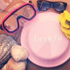 beach ready! #benefitcosmetics #itsimplyworks