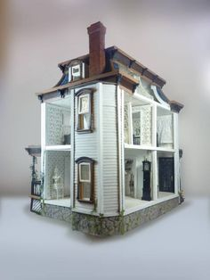 The Lily- A Strange House - The Greenleaf Miniature Community
