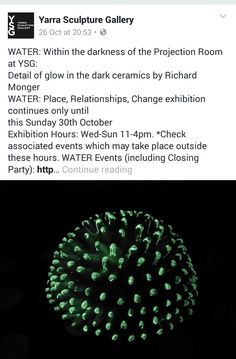 Sea Urchin  bowls  by  Richard  #ilikemybodiesglazed.jimdo.com  #ceramics  #seaurchin  #bowls  #wheelthrowing  #tableware  #bioluminecent  #madewithearth1