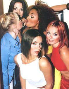 girl pOwa!  Spice girls
