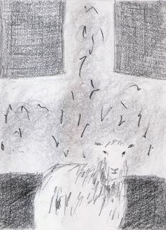 Dolly - grafito - 1998 A.J.Ballester