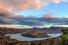 Inanda Dam. Image by Teagan Cunniffe.