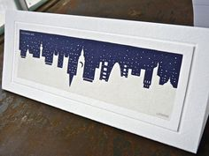 Lovely, clever skyline