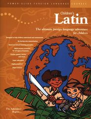 $85 Power Glide Children's Edition Latin   Multilingual Books good for elementary students and homeschool students