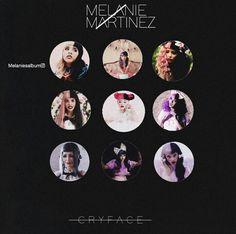 A Melanie Martinez version of BlurryFace--21 Pilots