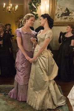 "Costumes from Penny Dreadful...... or as I now call it: ""Diet Age of Innocence"""
