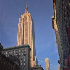 """""""#Building_Buddy #Lower_Fifth_Avenue ; beautiful #January #Friday in #Gotham"""""""