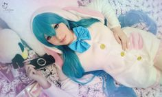 Hatsune Miku   #hatsunemiku #hatsune #vocaloid #cosplay