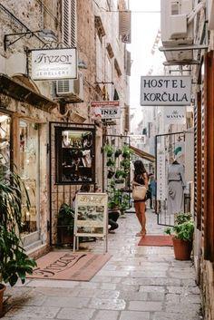 Top 10 things to do in Korčula Town, Croatia | Epepa Travel Blog