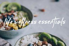 Life Wellness Essentials - Eat, Sleep, Move