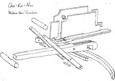 The Chu-Ko-Nu is a 2,400-year-old Chinese repeating crossbow featuring a 10-shot magazine. It was a marvel of mechanical design that was still in use up until the era of gunpowder weapons. Make: On...