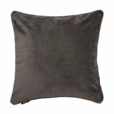 Keven Cushion Cover Canora Grey Colour: Charcoal Grey, Size: 43 x Scatter Cushions, Throw Pillows, Grey Trim, Duck Egg Blue, Traditional Looks, Cushion Pads, Pillow Covers, Gray Color, Cold Temperature
