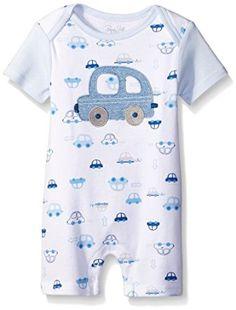 Amazon.com: Rene Rofe Baby Baby Boys' Spring Romper: Clothing