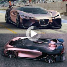 Car Design World auf Luxury Sports Cars, Top Luxury Cars, Exotic Sports Cars, Cool Sports Cars, Super Sport Cars, Cool Cars, Bugatti Cars, Lamborghini Cars, Ferrari F40