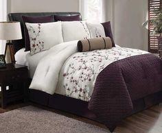 Black Friday Deals 21 Percent OFF Discount Victoria Classics Sadie 8 Piece Comforter Set