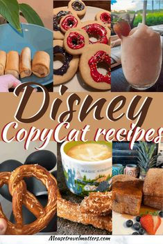 While social distancing is keeping us from our favourite parks right now, we can at least try to bring a little bit of Disney into our homes. Waffle Recipes, Dog Recipes, Copycat Recipes, Cookie Recipes, Freezer Recipes, Disney World Tips And Tricks, Disney Tips, Disney Recipes, Disney Fun