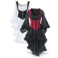 Pirate Queen Dress