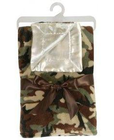 Blanket- Camo