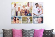 Your Photo on Durable Aluminum Composite. Stylish wall art for your home.  http://www.canvasonsale.com #canvasonsale #aluminum