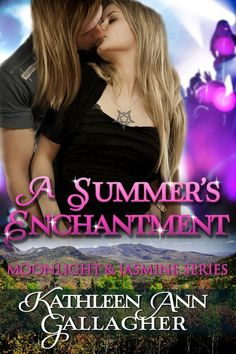 A Summer's Enchantment by Kathleen Ann Gallagher ❤️ Book Tour & Gift Card Giveaway ❤️ (Contemporary Romance with Paranormal Elements)