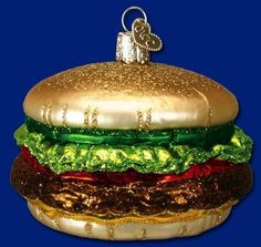 Old World Christmas Cheeseburger Ornament by Old World Christmas, http://www.amazon.com/dp/B0016GSEYG/ref=cm_sw_r_pi_dp_xxcVqb0ZTD6XK