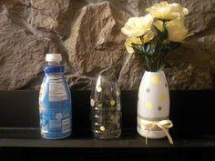 Upcycling Before & After: Creamer Container | La Vida es Bella